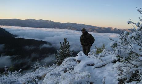 Idaho hunting Outfitter